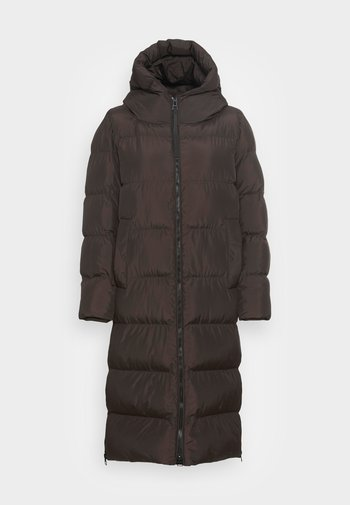 HUBINA - Zimní kabát - truffle