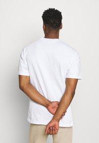 Dickies - LORETTO TEE - T-shirt med print - white - 2