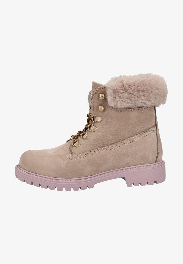 Winter boots - mink