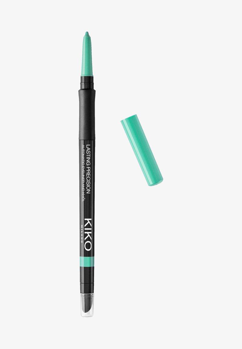 KIKO Milano - AUTOMATIC EYELINER & KHOL - Eyeliner - 09 mint