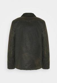 Brixtol Textiles - CURTIS - Chaqueta de entretiempo - olive - 1