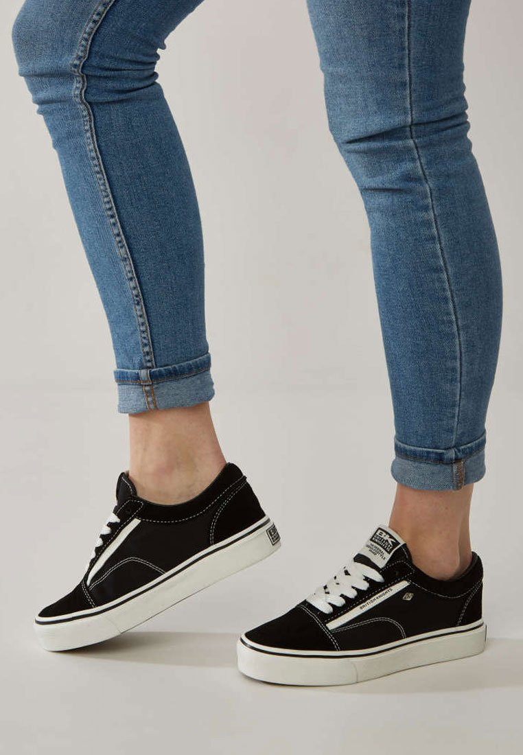 British Knights - Sneakers laag - black/white