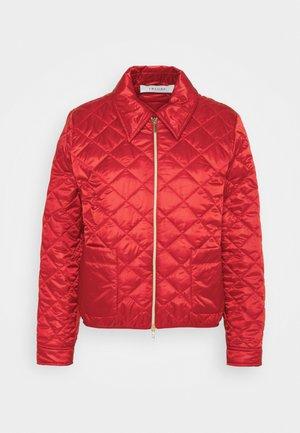 ELMI - Lehká bunda - rosso