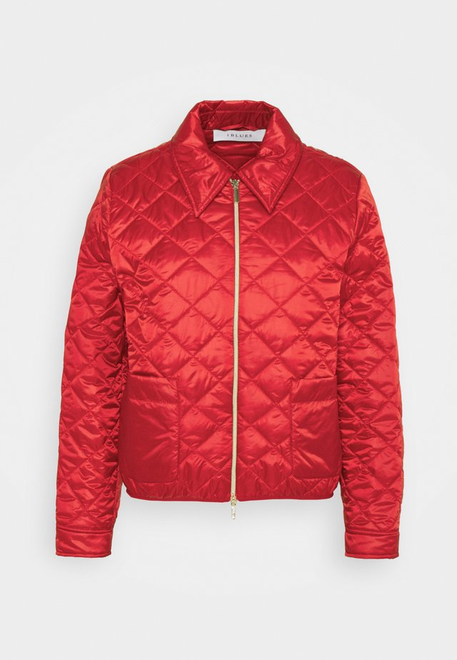 ELMI - Light jacket - rosso