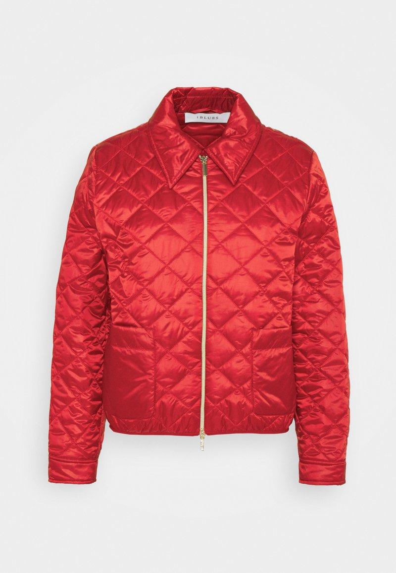 iBlues - ELMI - Lehká bunda - rosso