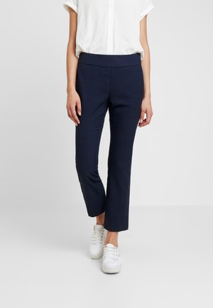 NUMARILEE PANTS - Trousers - dark saphire