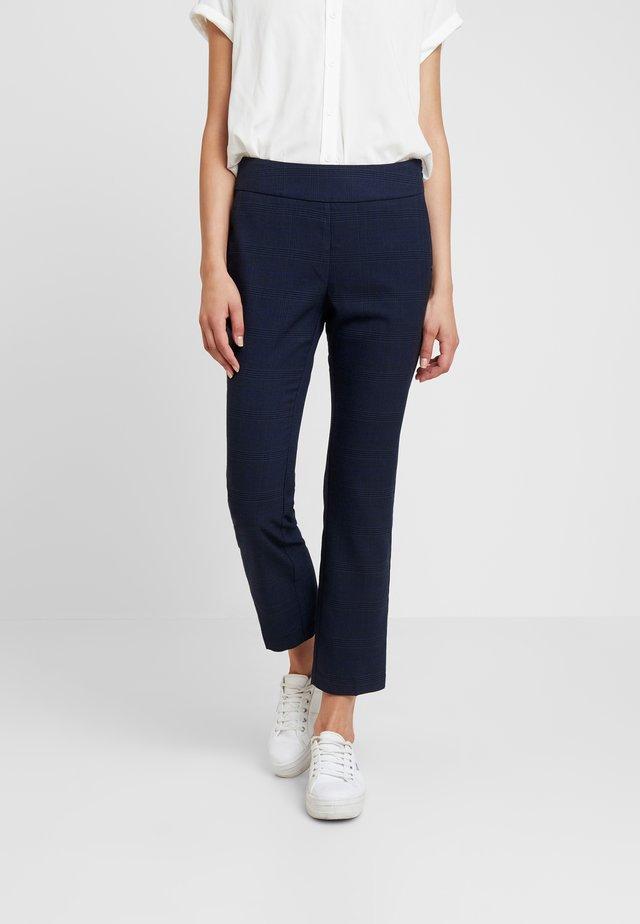 NUMARILEE PANTS - Pantalon classique - dark saphire