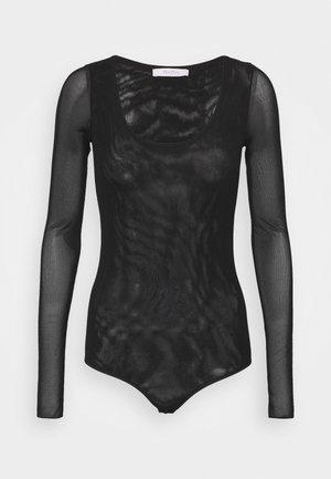 CARNET - Long sleeved top - black