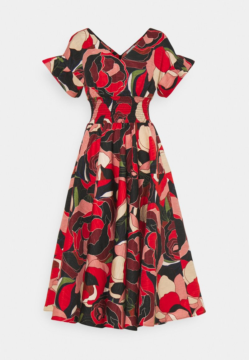Molly Bracken - YOUNG LADIES DRESS - Cocktail dress / Party dress - roses red