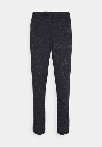 Pantaloni sportivi - black melange