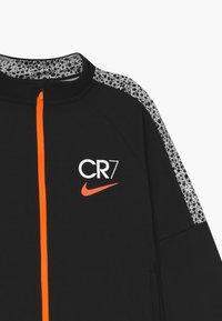 Nike Performance - CR7 DRY - Tracksuit - black/white - 4