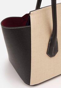Bally - BALLY SOMMET - Handbag - natura/black - 4