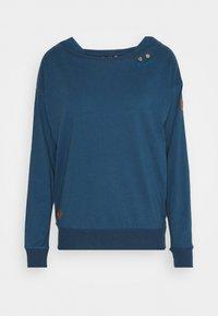Ragwear - NEREA - T-shirt à manches longues - navy - 4
