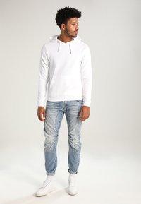 YOURTURN - Jersey con capucha - white - 1