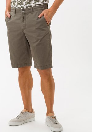 STYLE BARI - Shorts - khaki