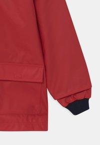 Petit Bateau - HOODED UNISEX - Waterproof jacket - terkuit - 2
