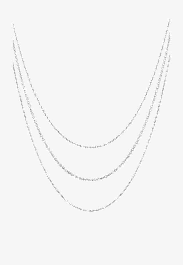 BLOGGER - Collana - silver-coloured