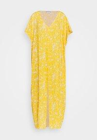 Monki - APRIL DRESS - Maxikjole - beige/yellow - 4