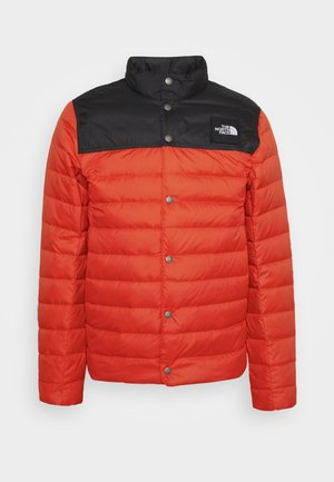MID LAYER - Ski jacket - fiery red/black