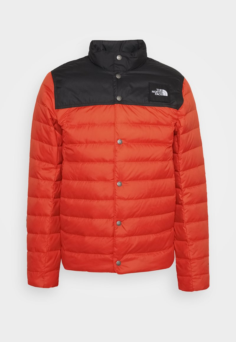 The North Face - MID LAYER - Ski jacket - fiery red/black