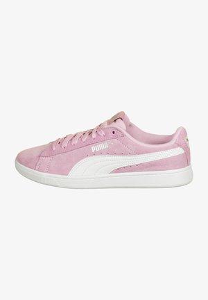 Zapatillas - pale pink-white-silver