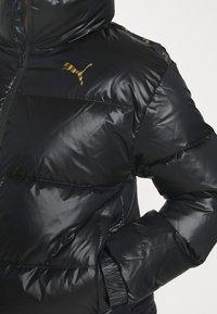 Puma - SHINE JACKET - Down jacket - black - 4