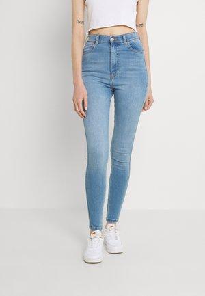 MOXY - Jeans Skinny Fit - hurricane light blue