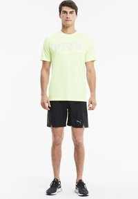 Puma - Shorts - black-ultra gray - 1