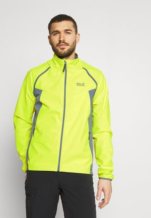 TANDEM - Soft shell jacket - yellow