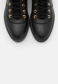 Shoe The Bear - BILLIE HIGH - Lace-up ankle boots - black - 5