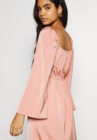 Fashion Union - MANDY DRESS - Cocktail dress / Party dress - pink - 3