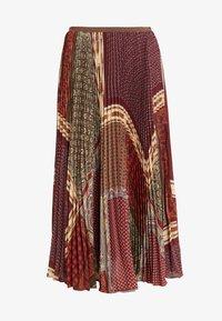 Polo Ralph Lauren - A-line skirt - multi - 4
