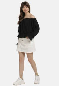 myMo - BLUSE - Blouse - black - 1