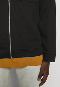 Topman - UTILITY SHACKET - Lehká bunda - black - 3