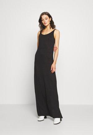 VIDINA MAXI DRESS - Maxikjole - black