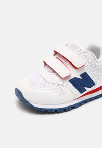 New Balance - IV500WRB UNISEX - Trainers - white/red - 6