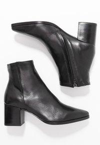 Copenhagen - Ankle boots - black - 3