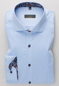 Eterna - SUPER SLIM - Formal shirt - hellblau - 4