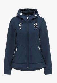 ICEBOUND - Outdoor jacket - marine - 3