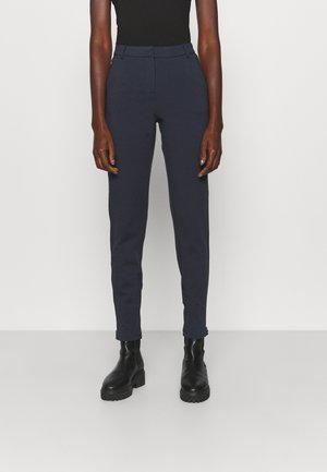 VMLILITH ANKLE PANT - Trousers - navy blazer