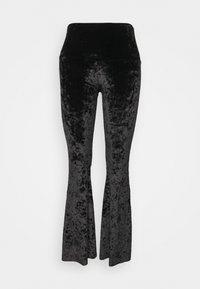 BELL PANT - Kalhoty - black