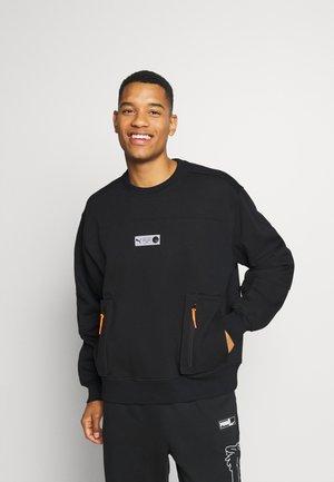 PARQUET CREW - Sweater - black