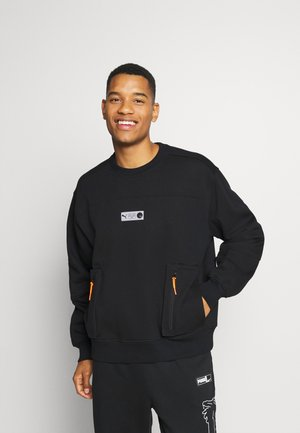 PARQUET CREW - Sweatshirt - black