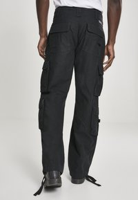 Brandit - Cargo trousers - black - 2
