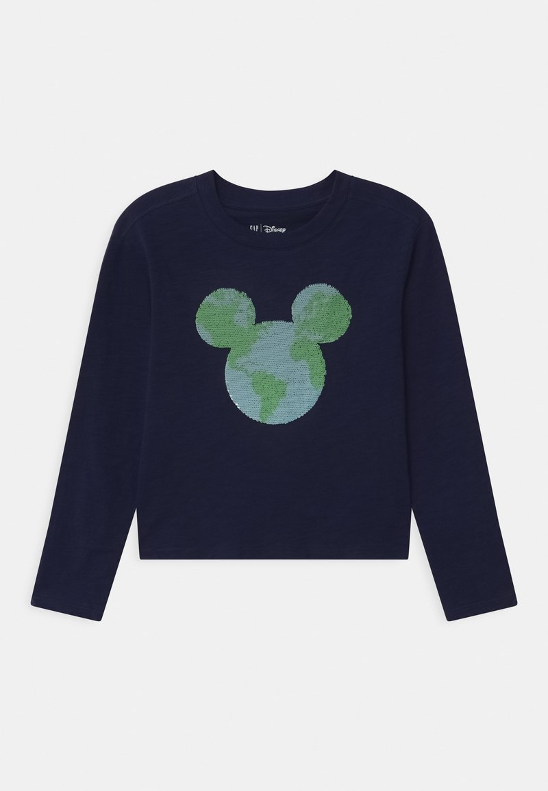 GAP - GIRL DISNEY MINNIE MOUSE - Top s dlouhým rukávem - navy uniform