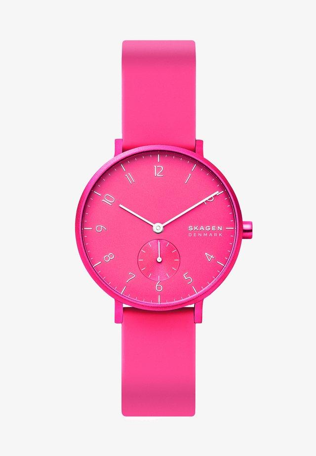 AAREN - Uhr - pink