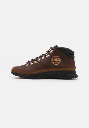MILLS FALLS ALPINE MID - Lace-up ankle boots - rust