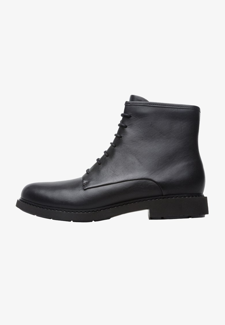 Camper - Lace-up ankle boots - schwarz