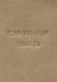 Bershka - Träningsbyxor - beige - 5