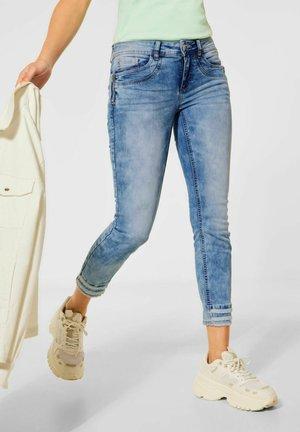 SLIM FIT DENIM - Slim fit jeans - blau